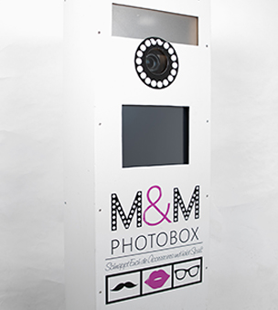 Photobox Light 330€
